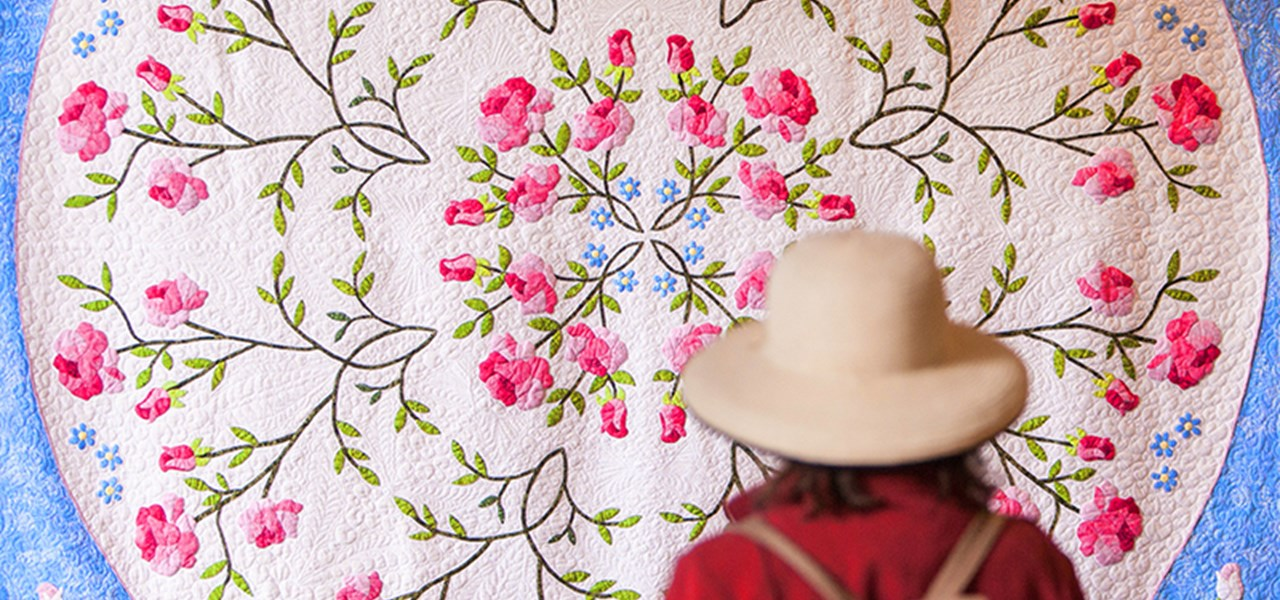 Quilts Across Queensland presented by Total Building Maintenance