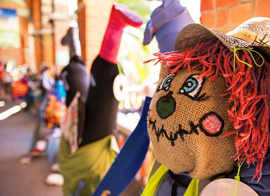 School Scarecrow Competition