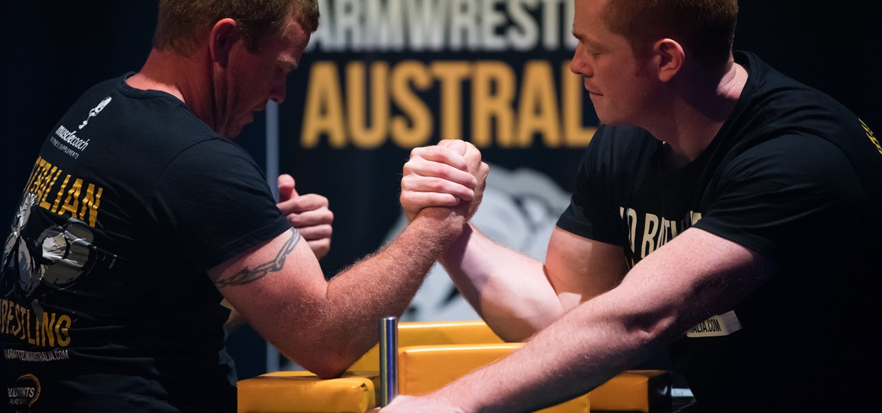 Queensland Armwrestling Championships