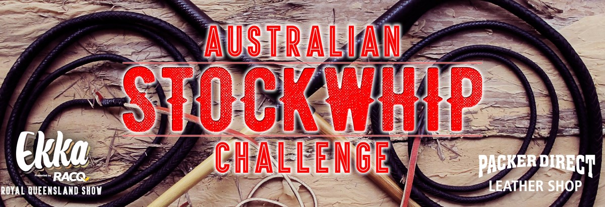 The Packer Leather Stockwhip Challenge