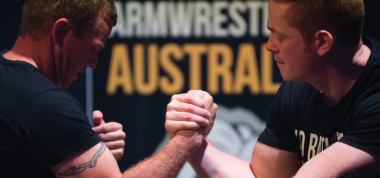 Australian Armwrestling Federation Queensland Championships