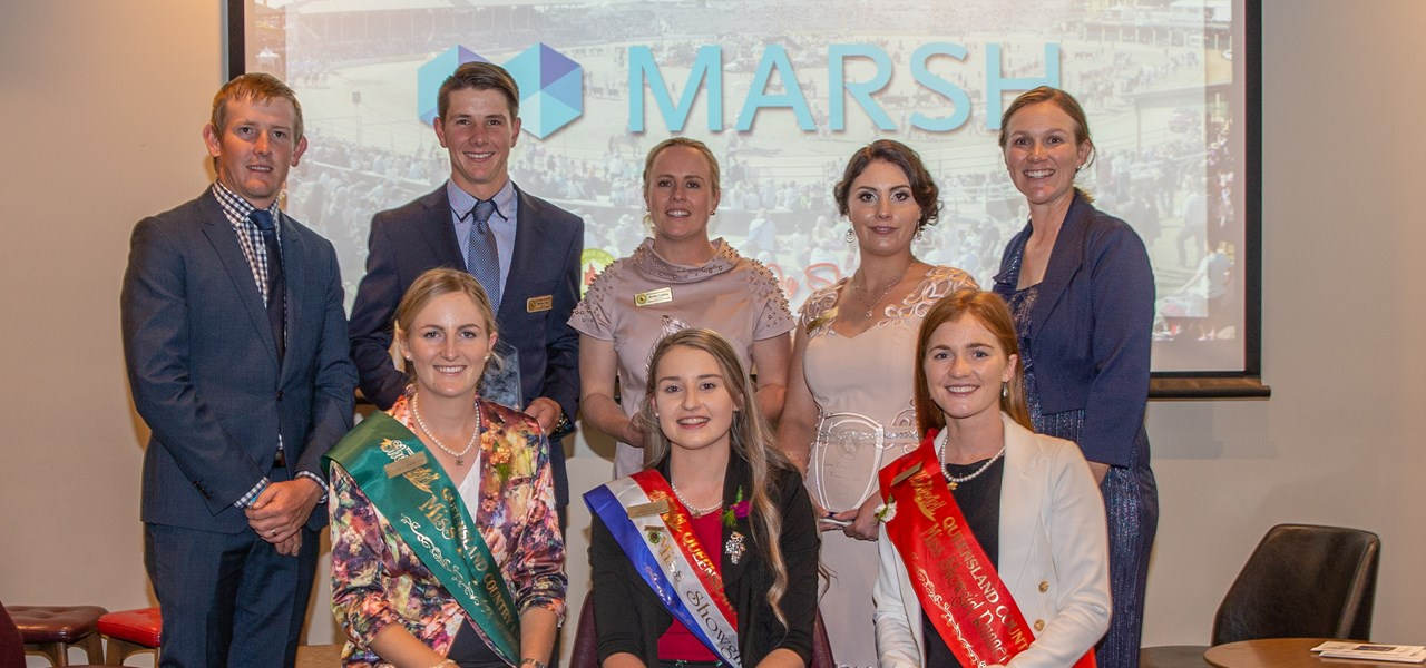 Marsh Rural Ambassador Awards