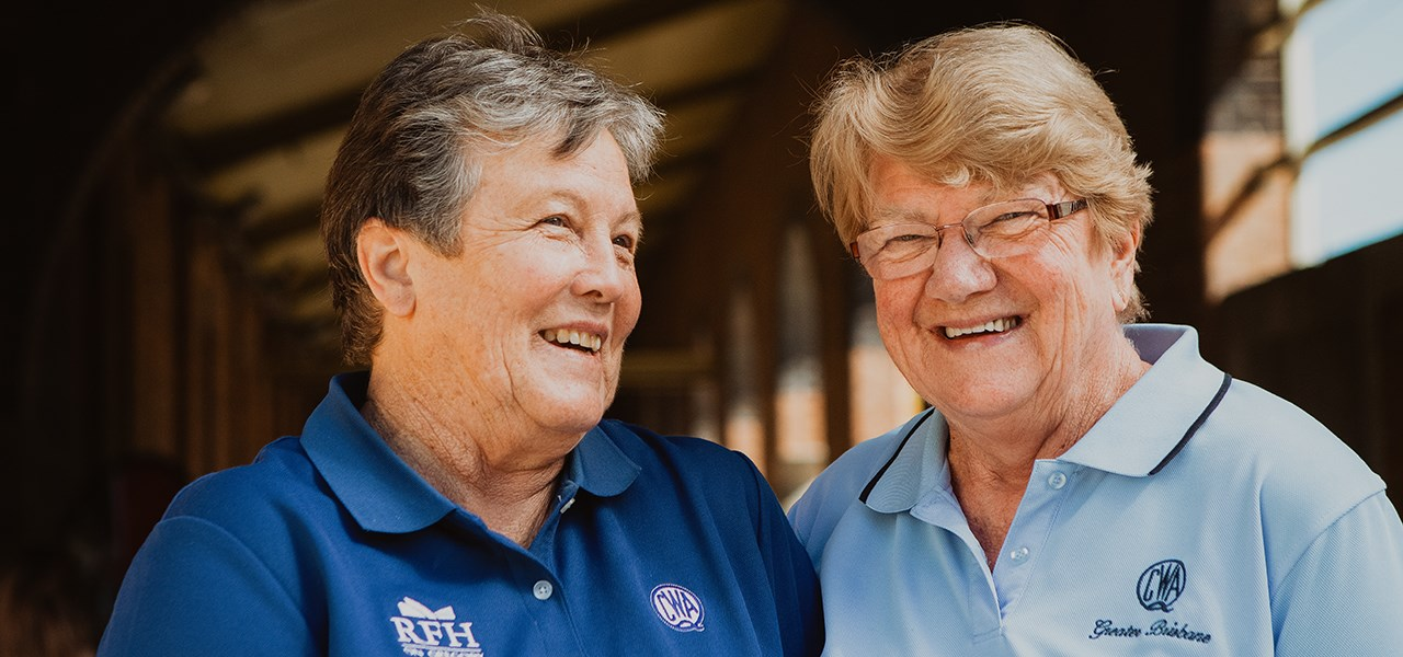 Meet the QCWA Ladies
