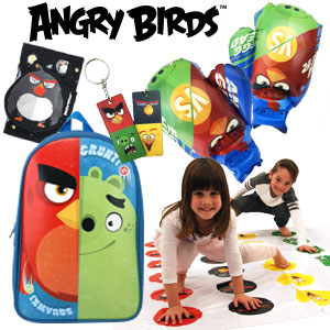 Ekka with kids 2016: Angry Birds Showbag